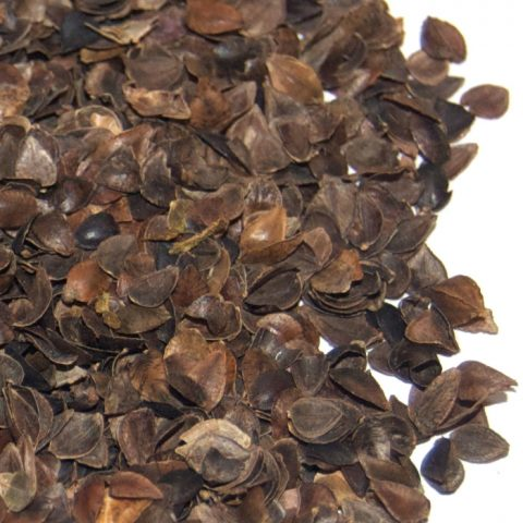 certified organic bulk buckwheat hulls