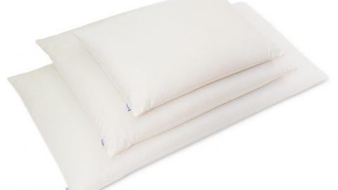 3 different sized Hullo buckwheat pillows