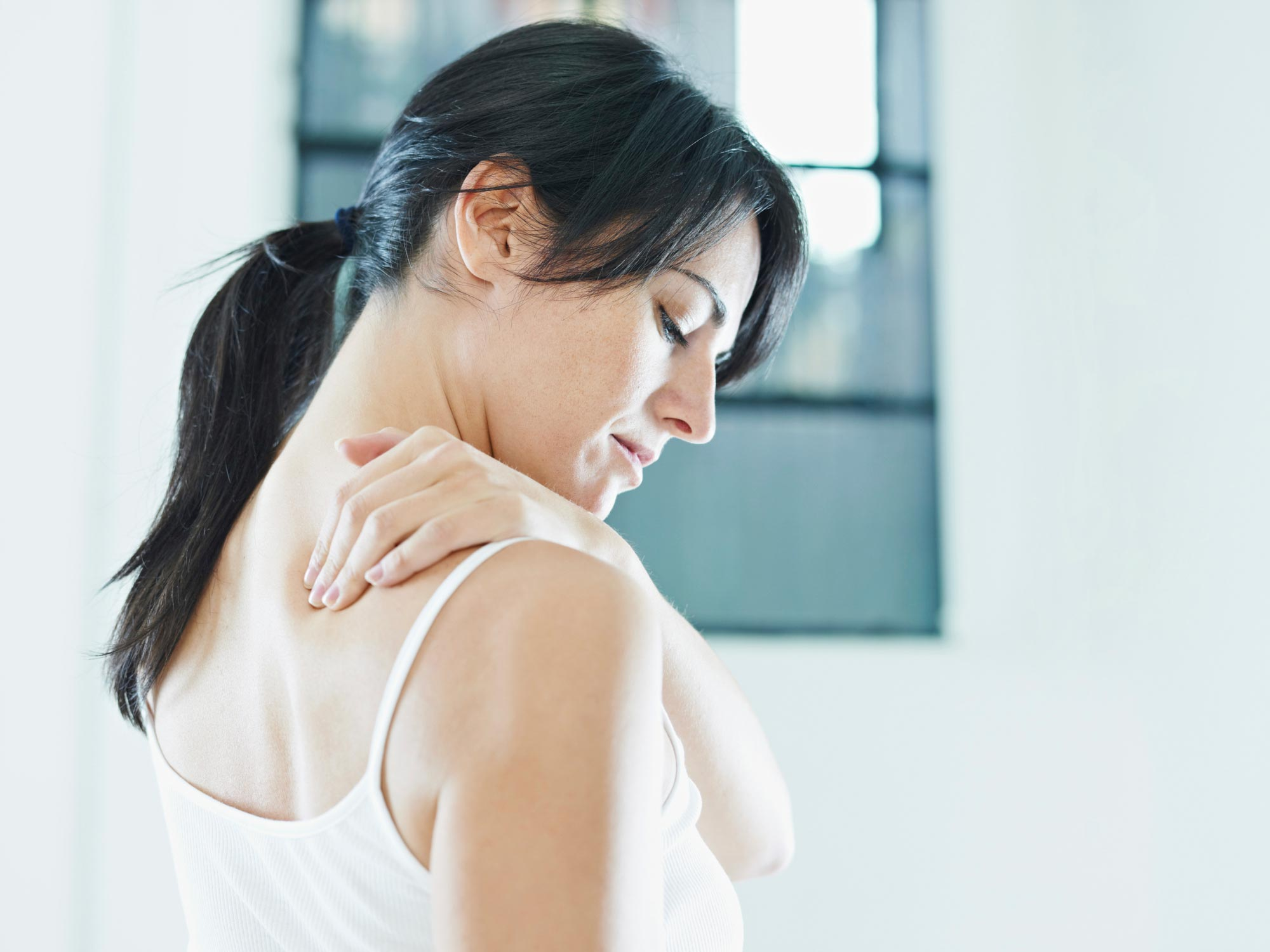 Neck Pain From Sleeping Wrong What You Can Do Now