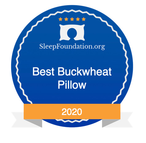SleepFoundation.org Best Buckwheat Pillow